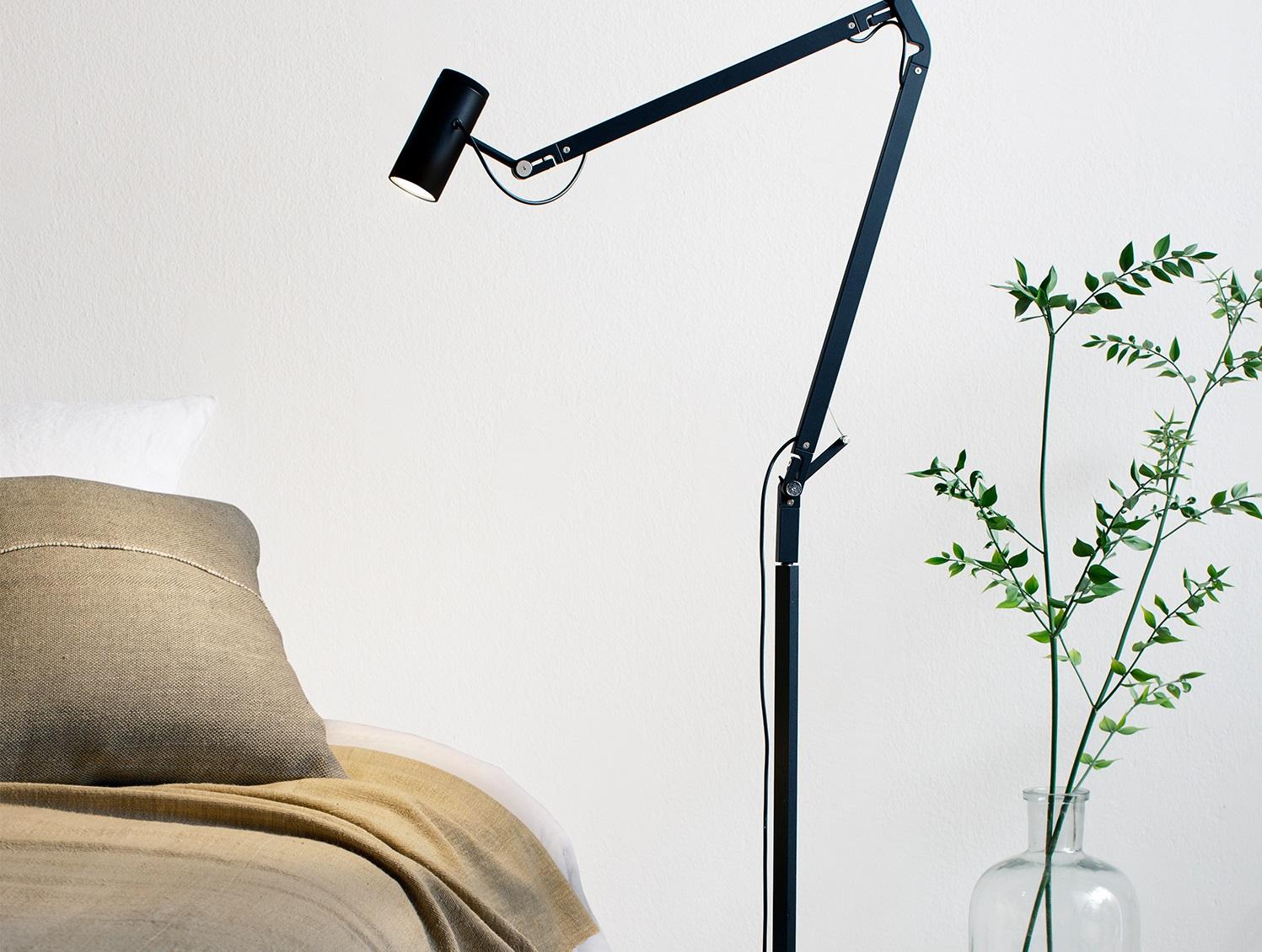 Lichtplanung Zuhause Gelenkleuchte