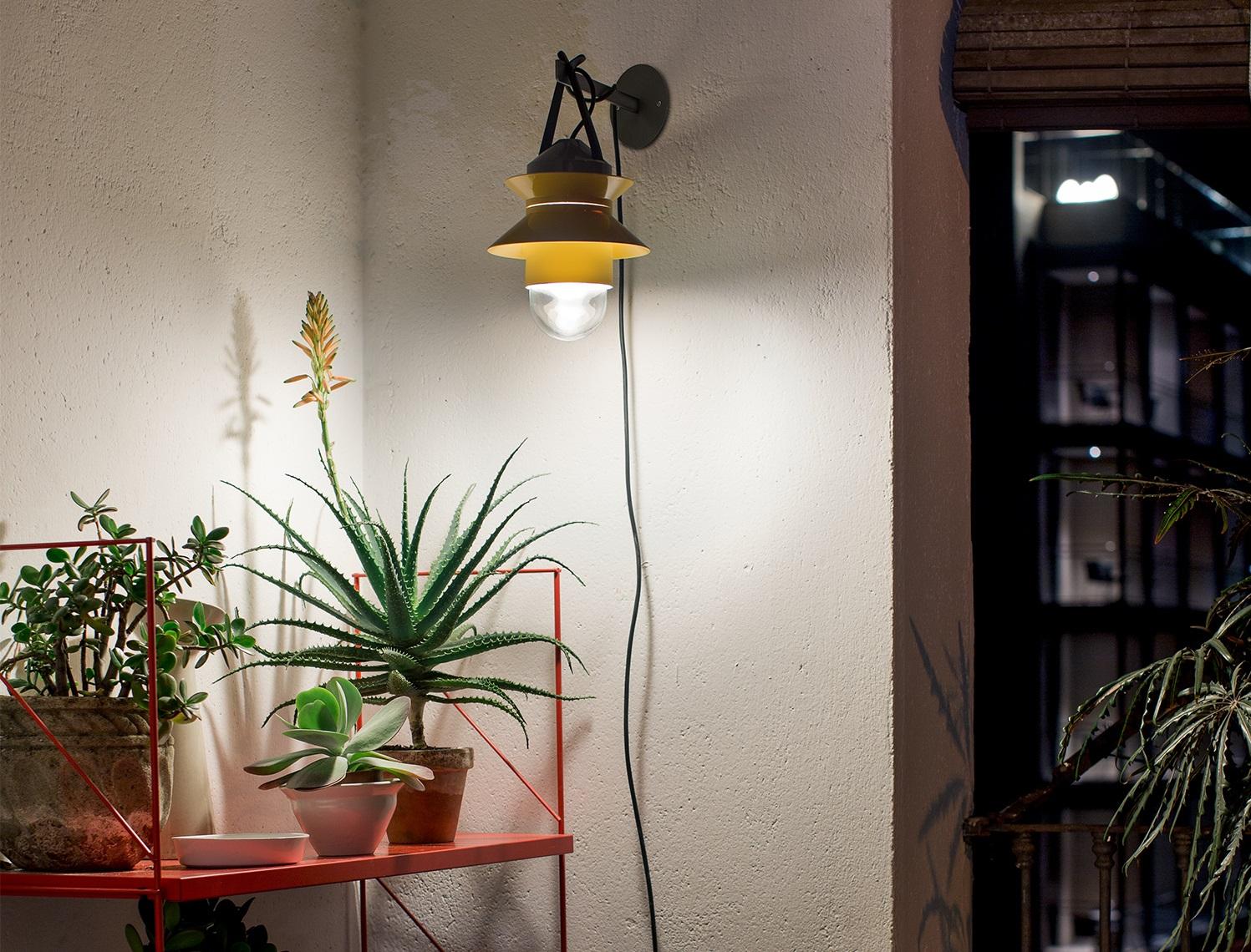 Lichtplanung Zuhause Wandleuchte
