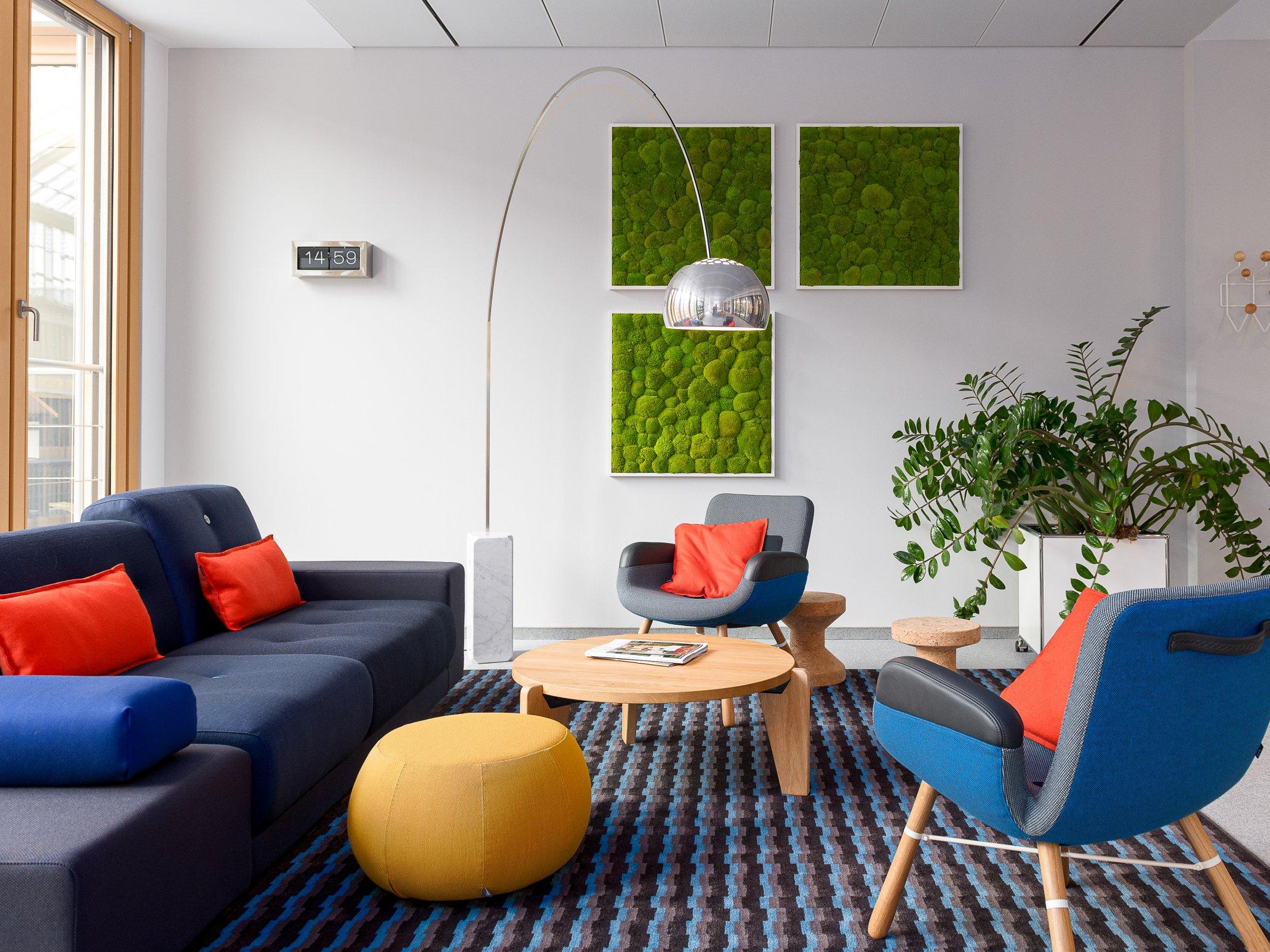Loungebereich BDA, Berlin