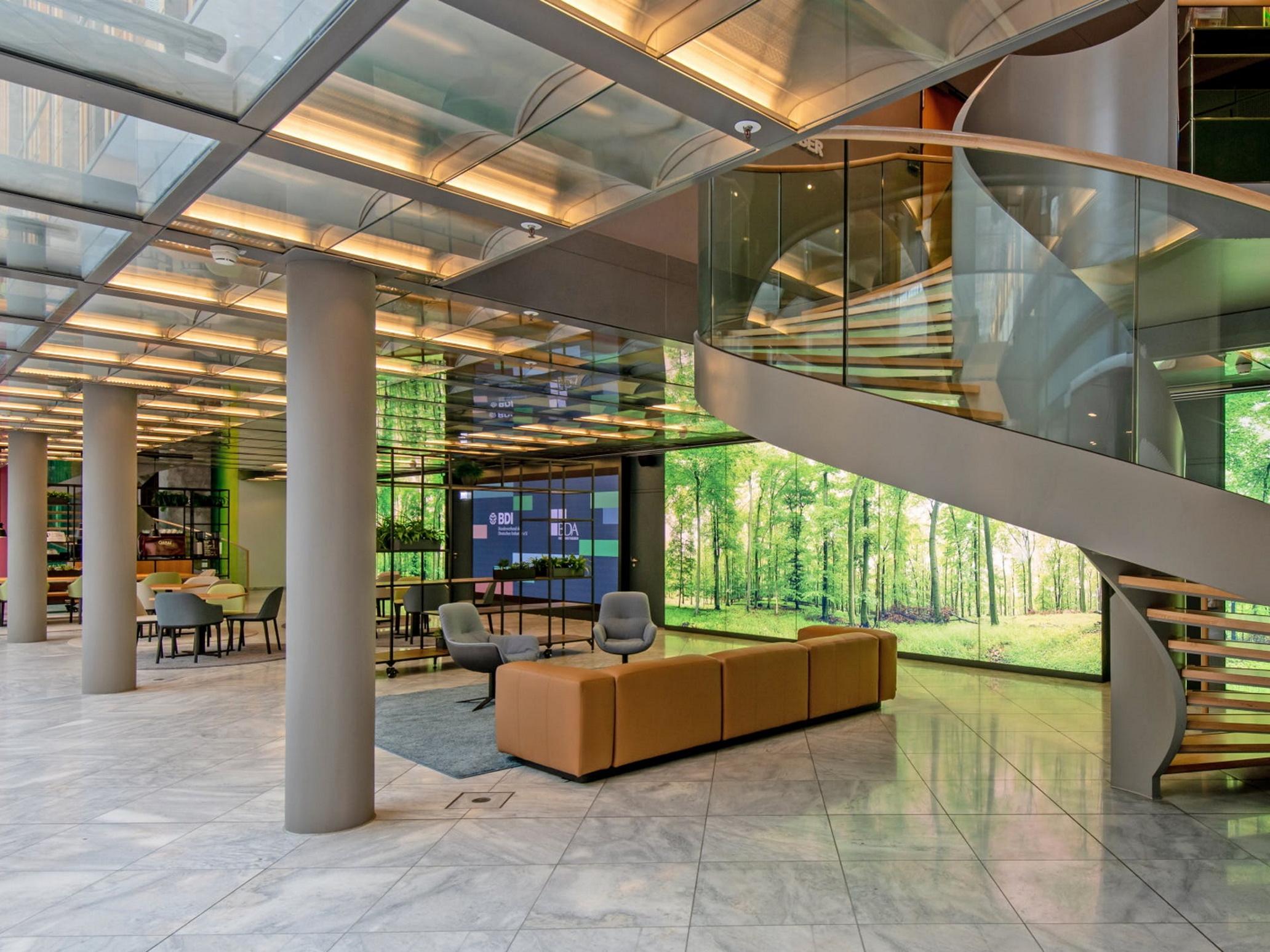 Neugestaltung der Lobby, Berlin