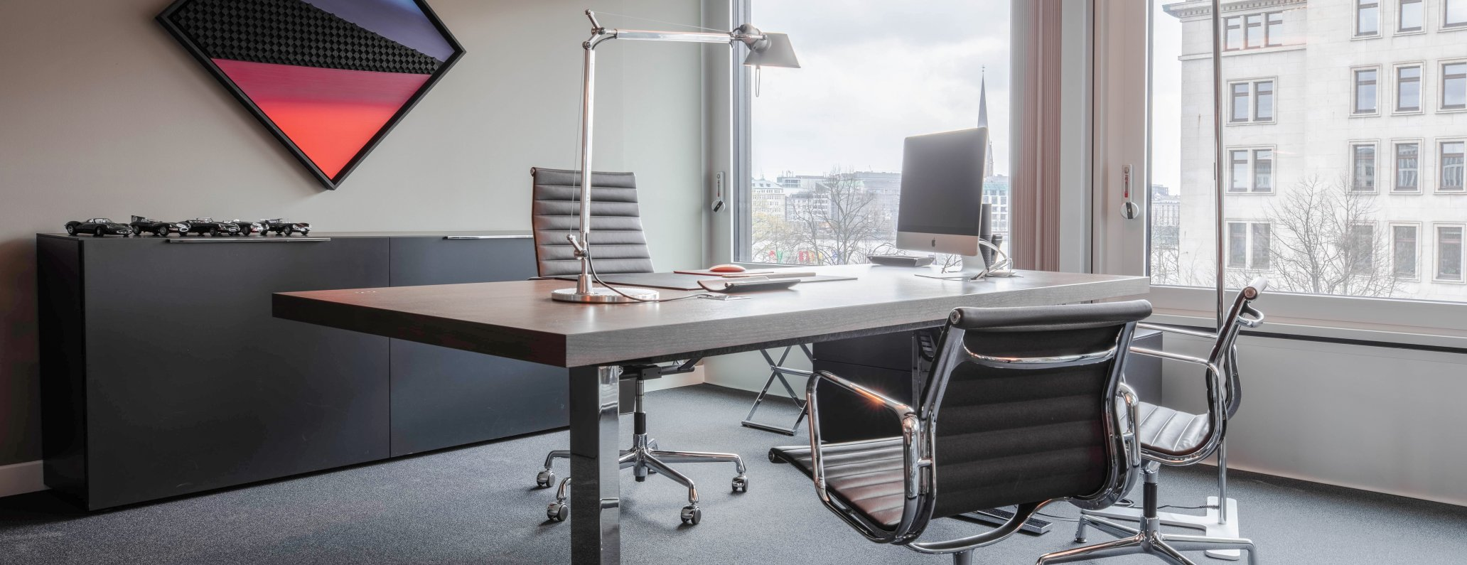 Büro Führungspersonal TKM Global, Hamburg
