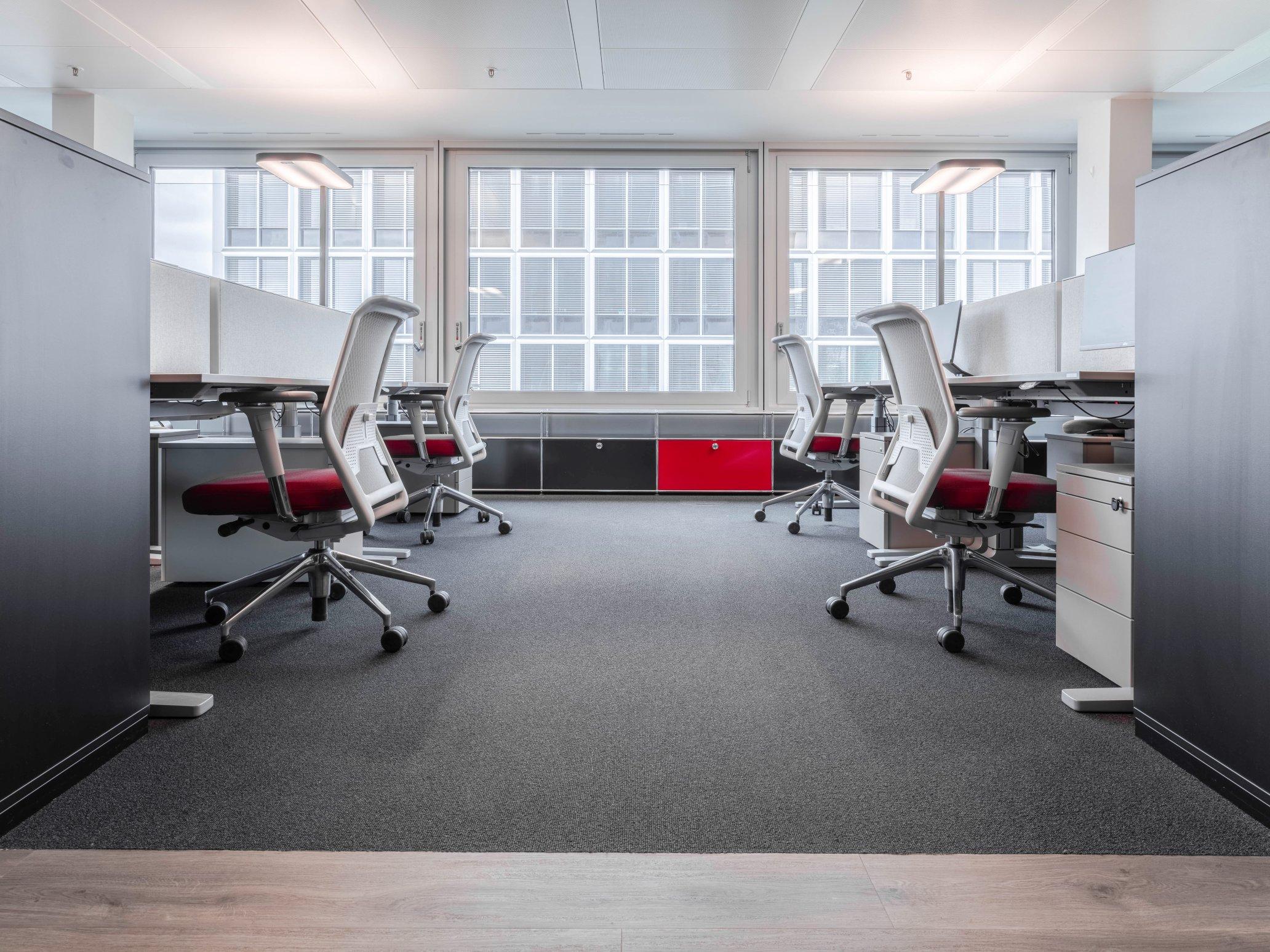 Offener Arbeitsbereich TKM Global, Hamburg
