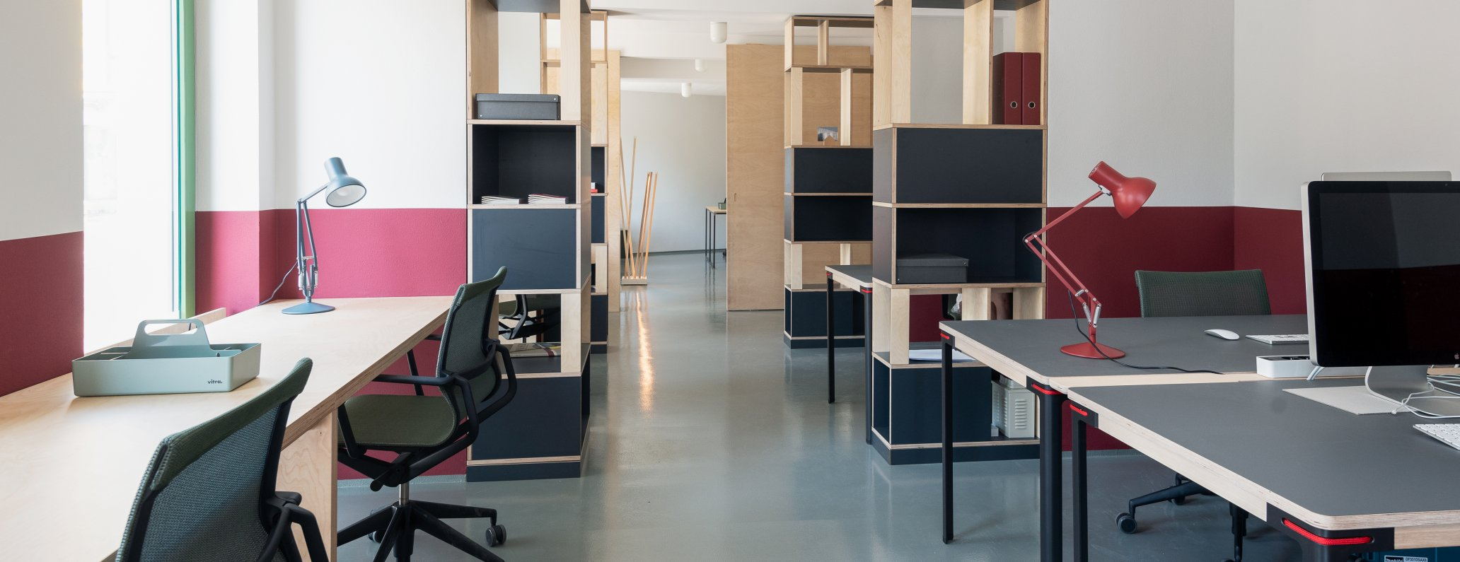 Co-Working-Space Ohja GmbH, Leipzig