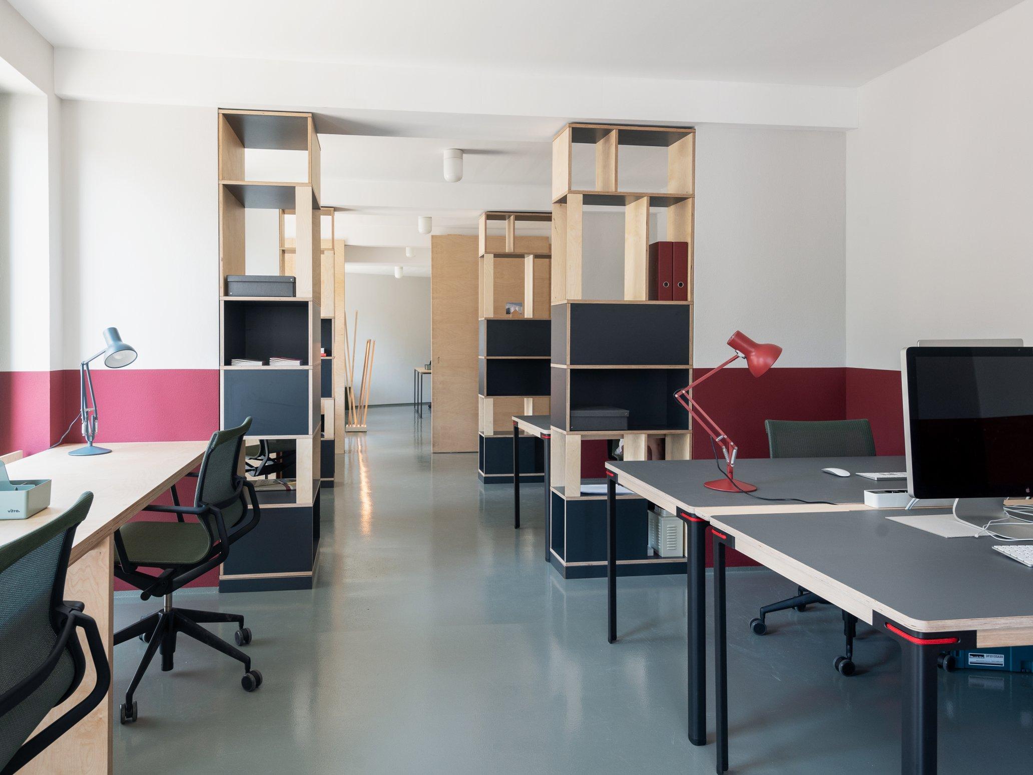 Arbeitsplätze Ohja GmbH, Leipzig