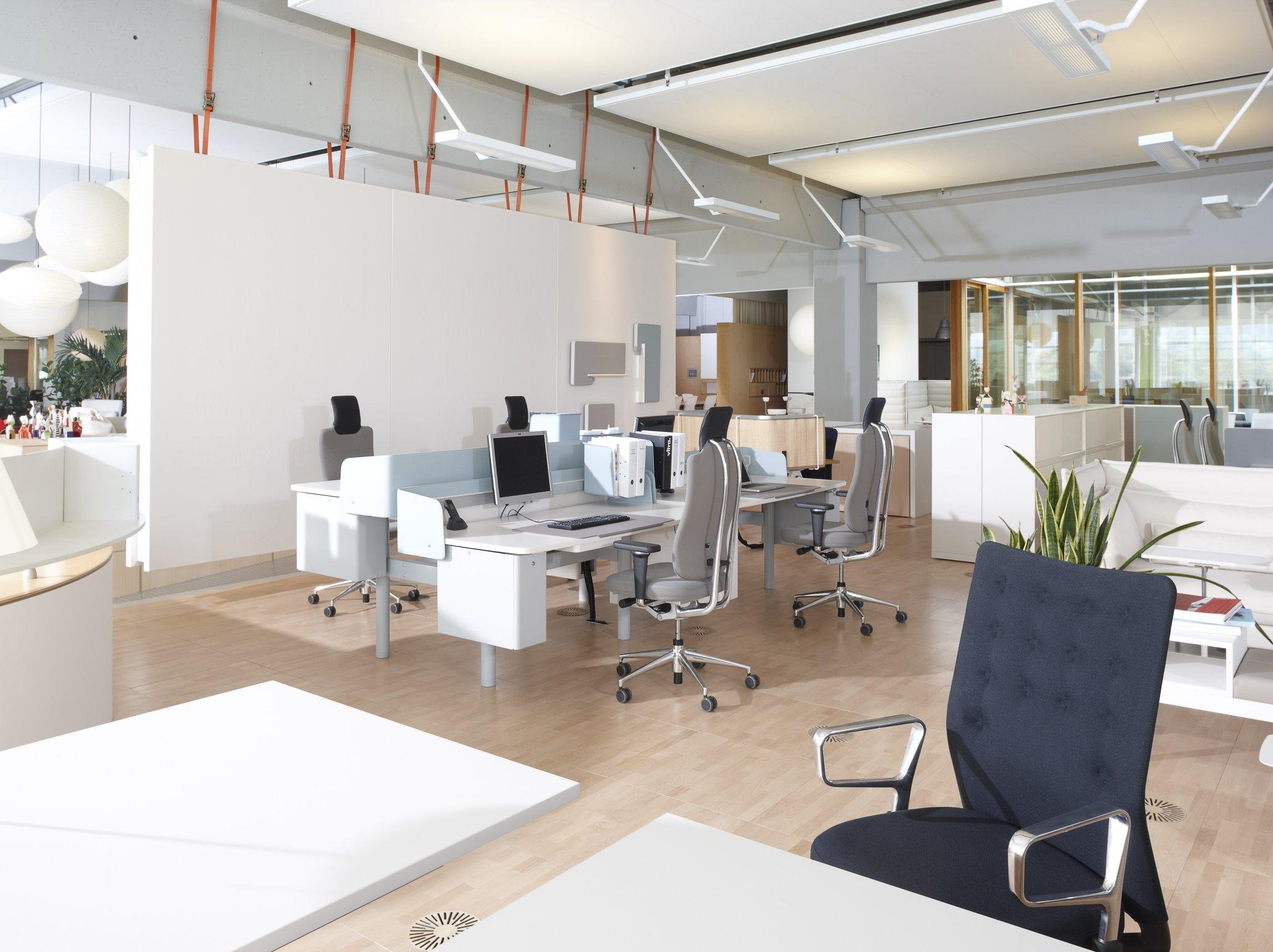 Optimale Akustik im Großraumbüro