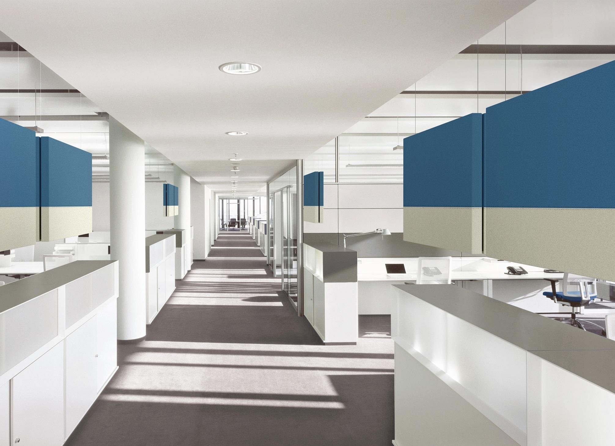 Büroeinrichtung Arbeitsstättenrichtlinien Akustikpaneele