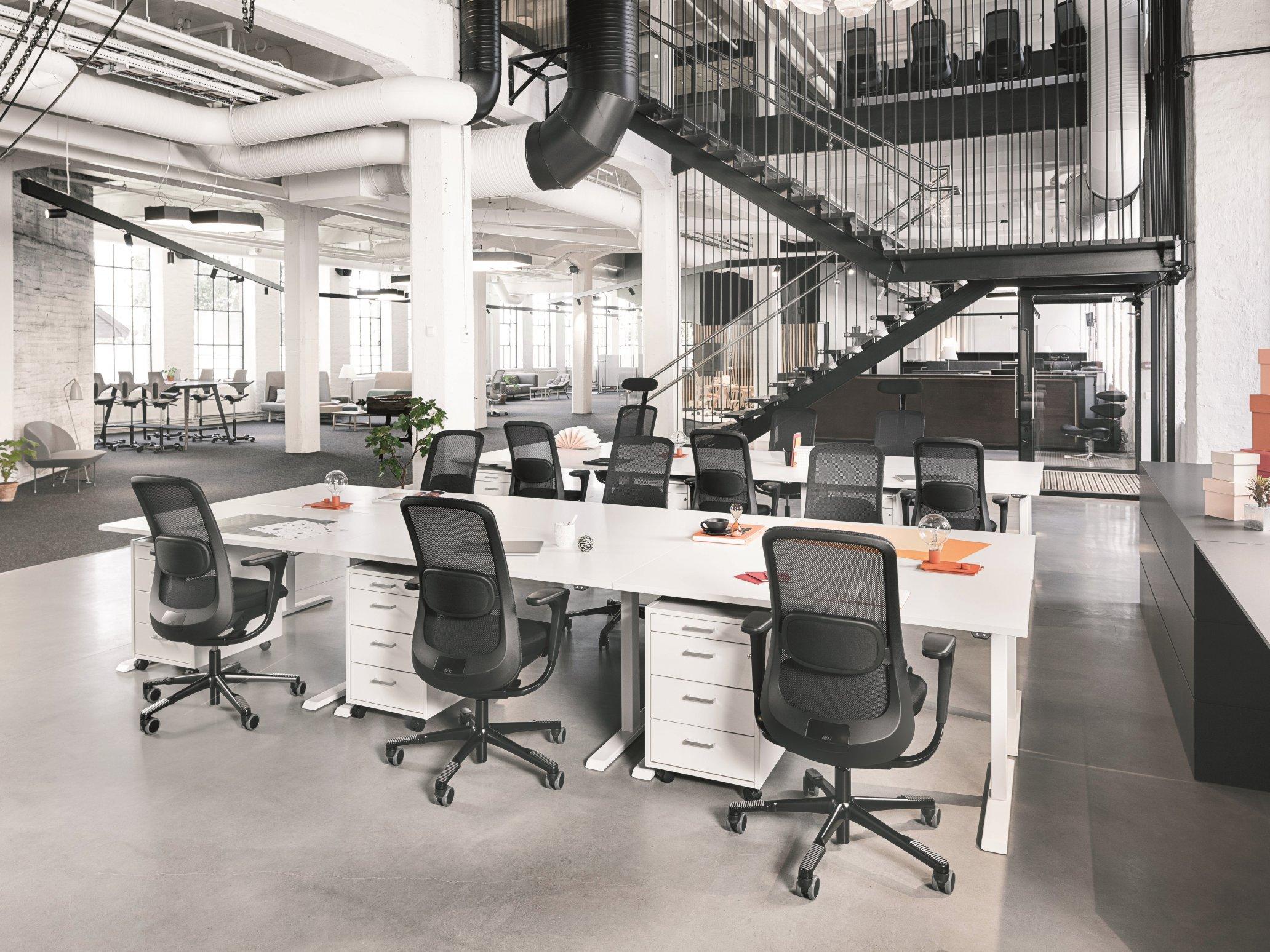 Büroeinrichtung Arbeitsstättenrichtlinien Raumhöhe