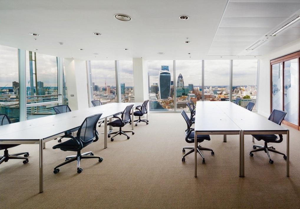 Büroeinrichtung Arbeitsstättenrichtlinien London