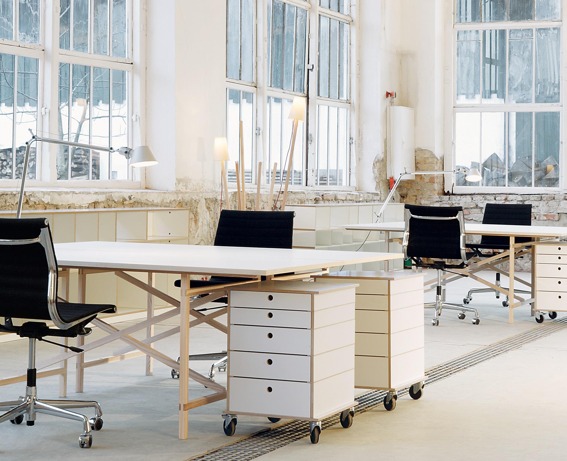 Büroeinrichtung Arbeitsstättenrichtlinien Tageslicht