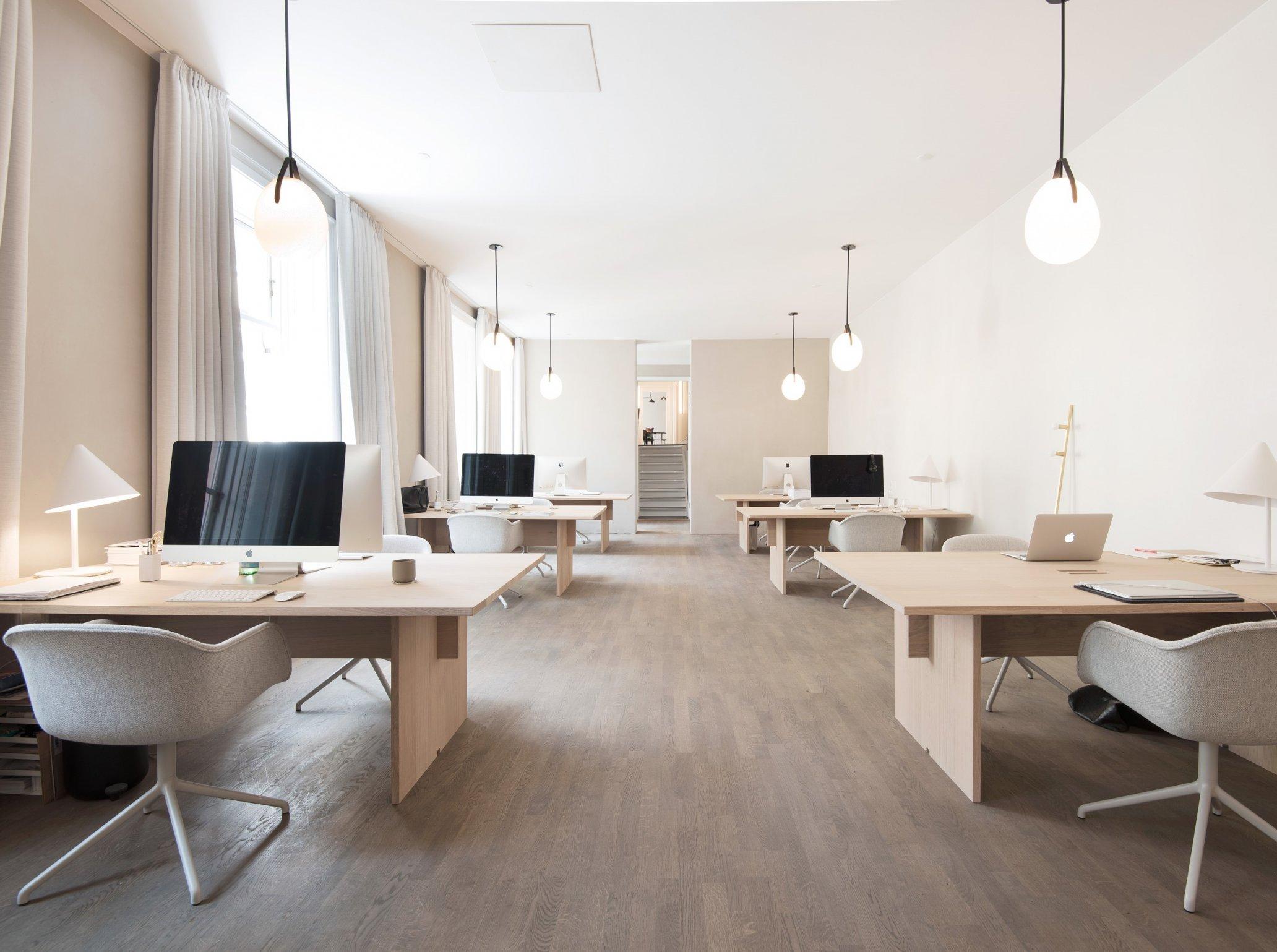 Büroeinrichtung Arbeitsstättenrichtlinien