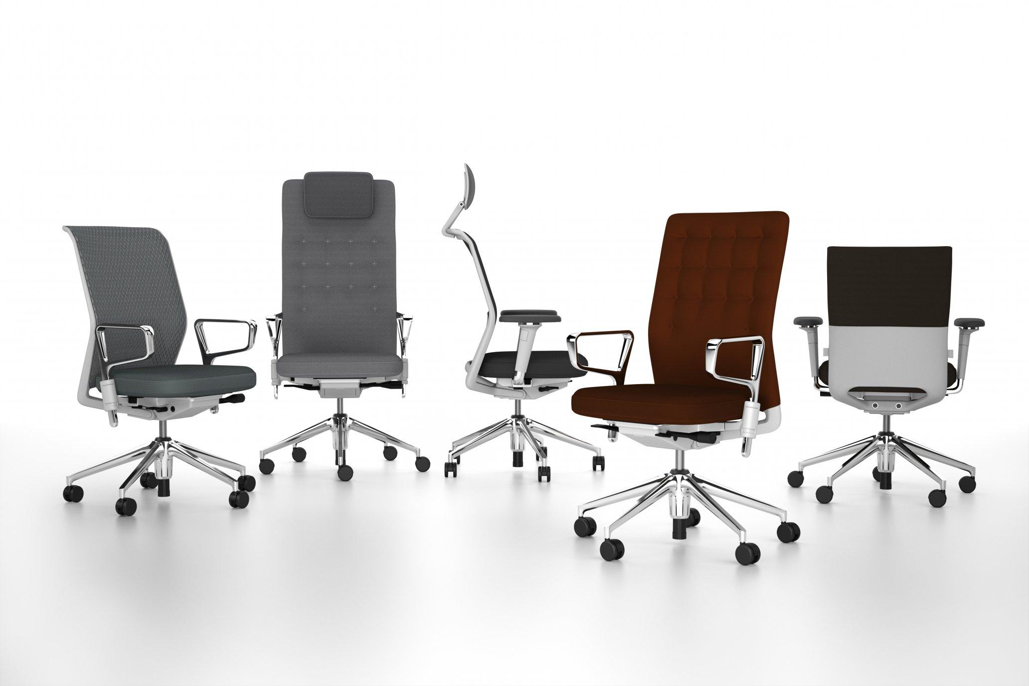 Nachhaltiges Büro ID Chairs