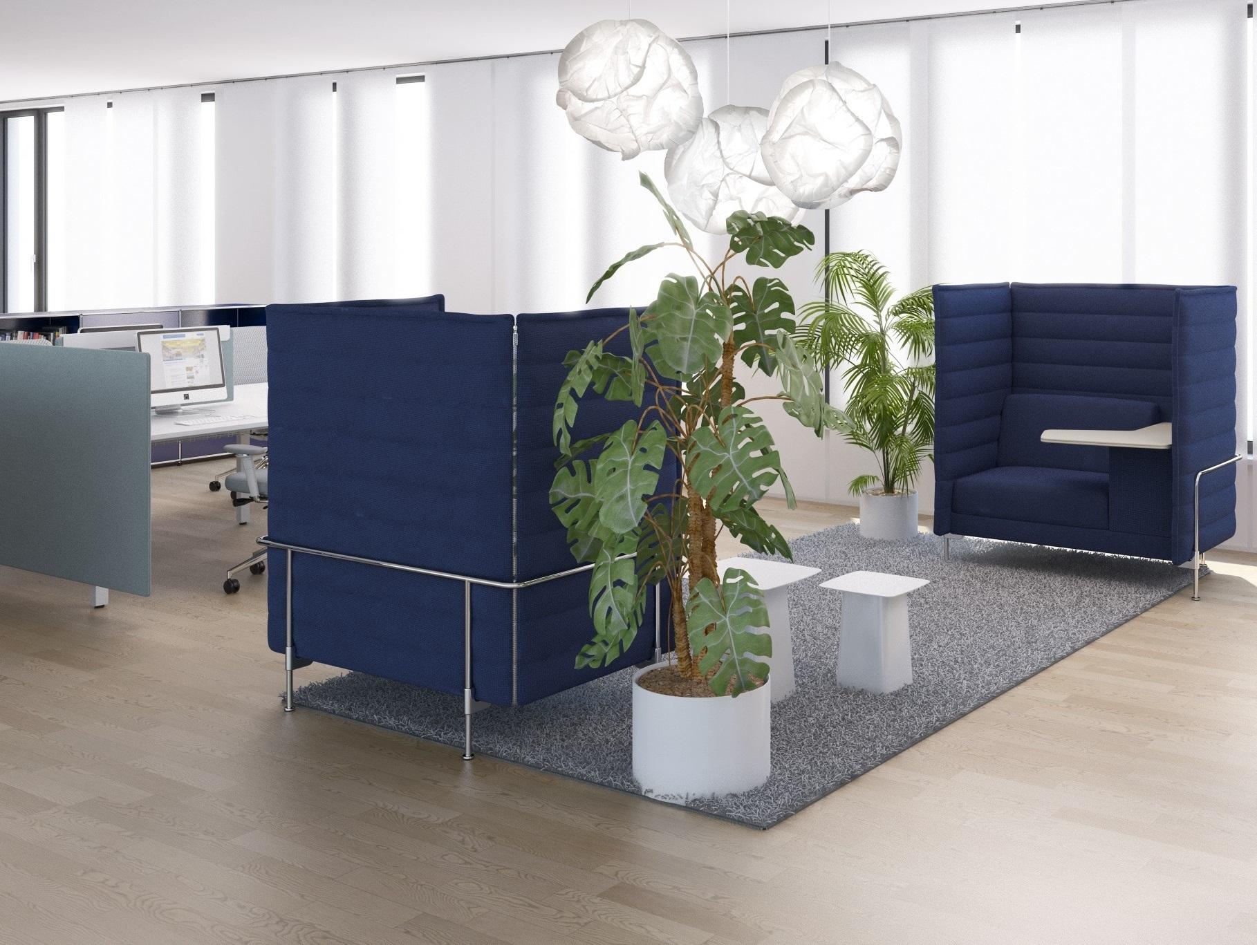 Büroeinrichtung nachhaltiges Büro