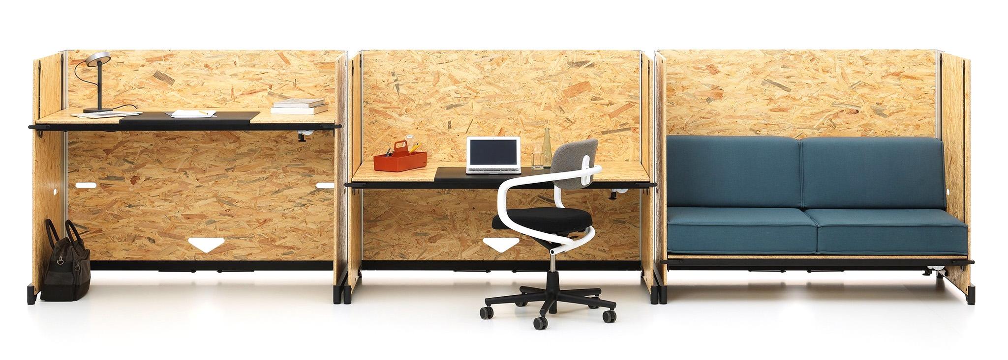 Büroeinrichtung höhenverstellbare Schreibtische