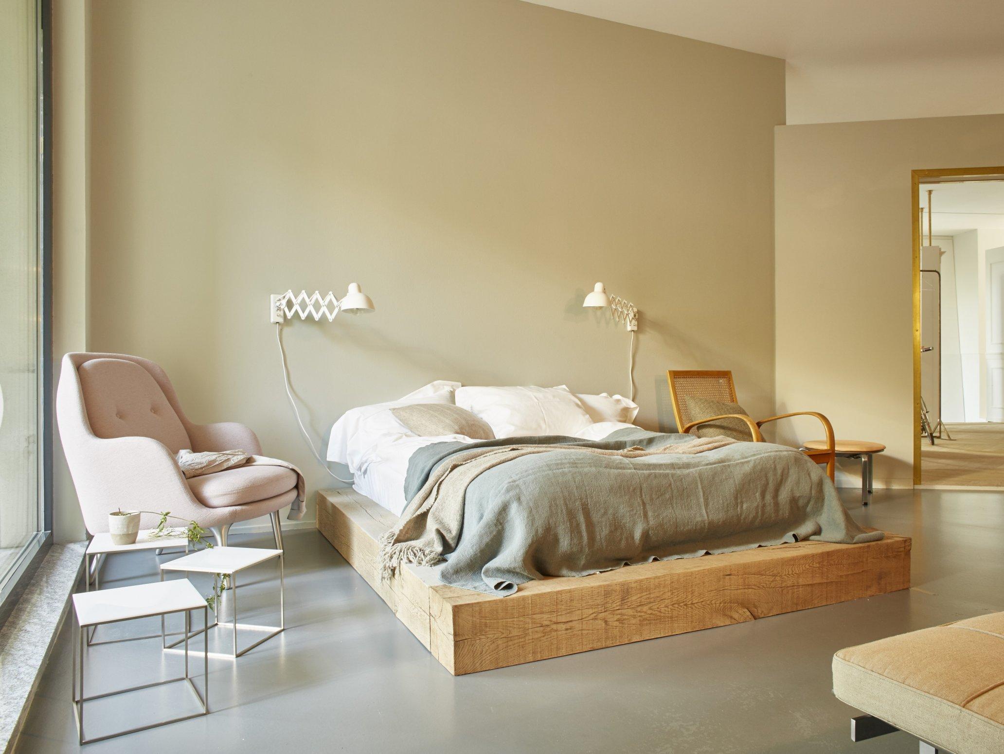 Lichtplanung Zuhause Schlafzimmer