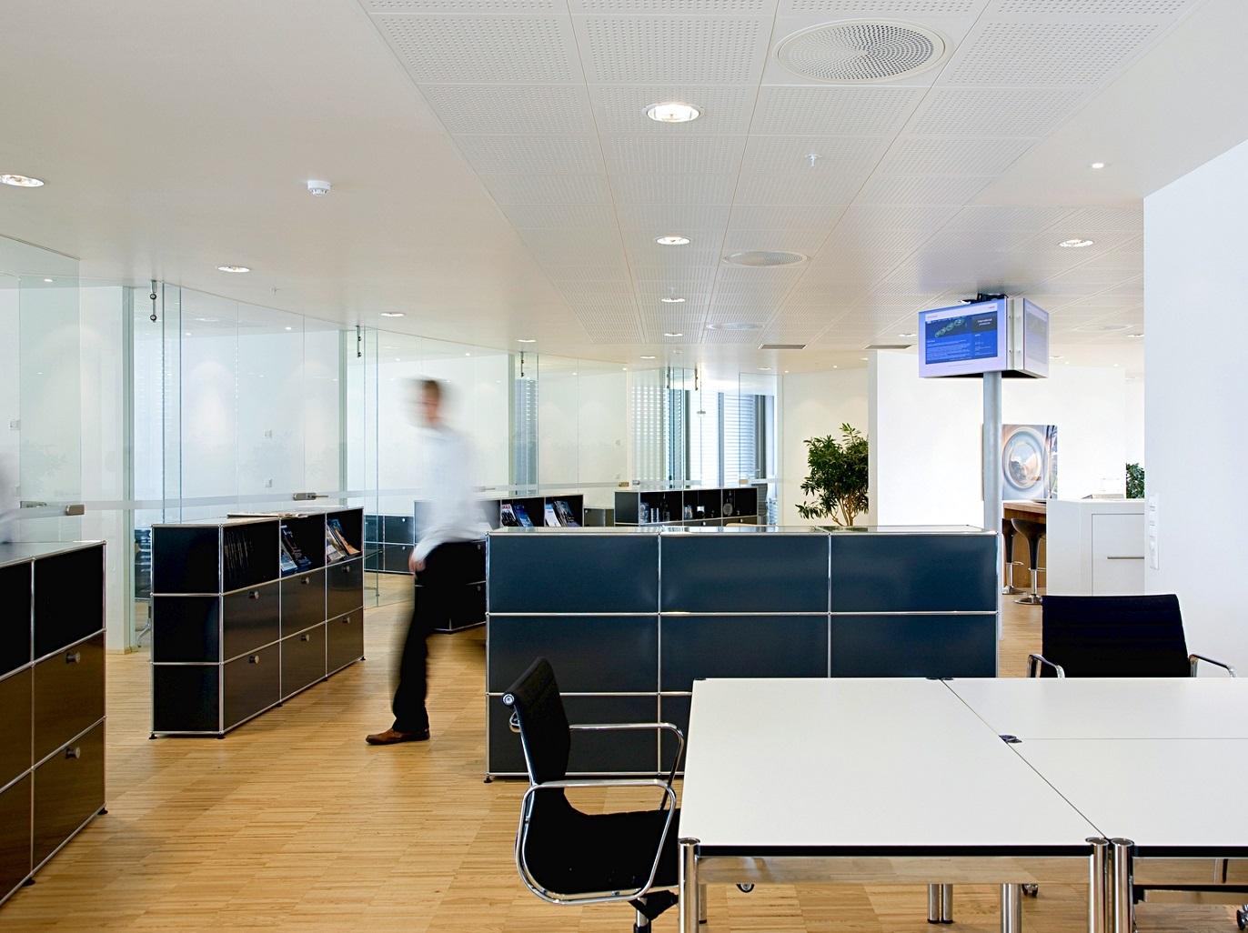 Moderne Büros Kombibüro