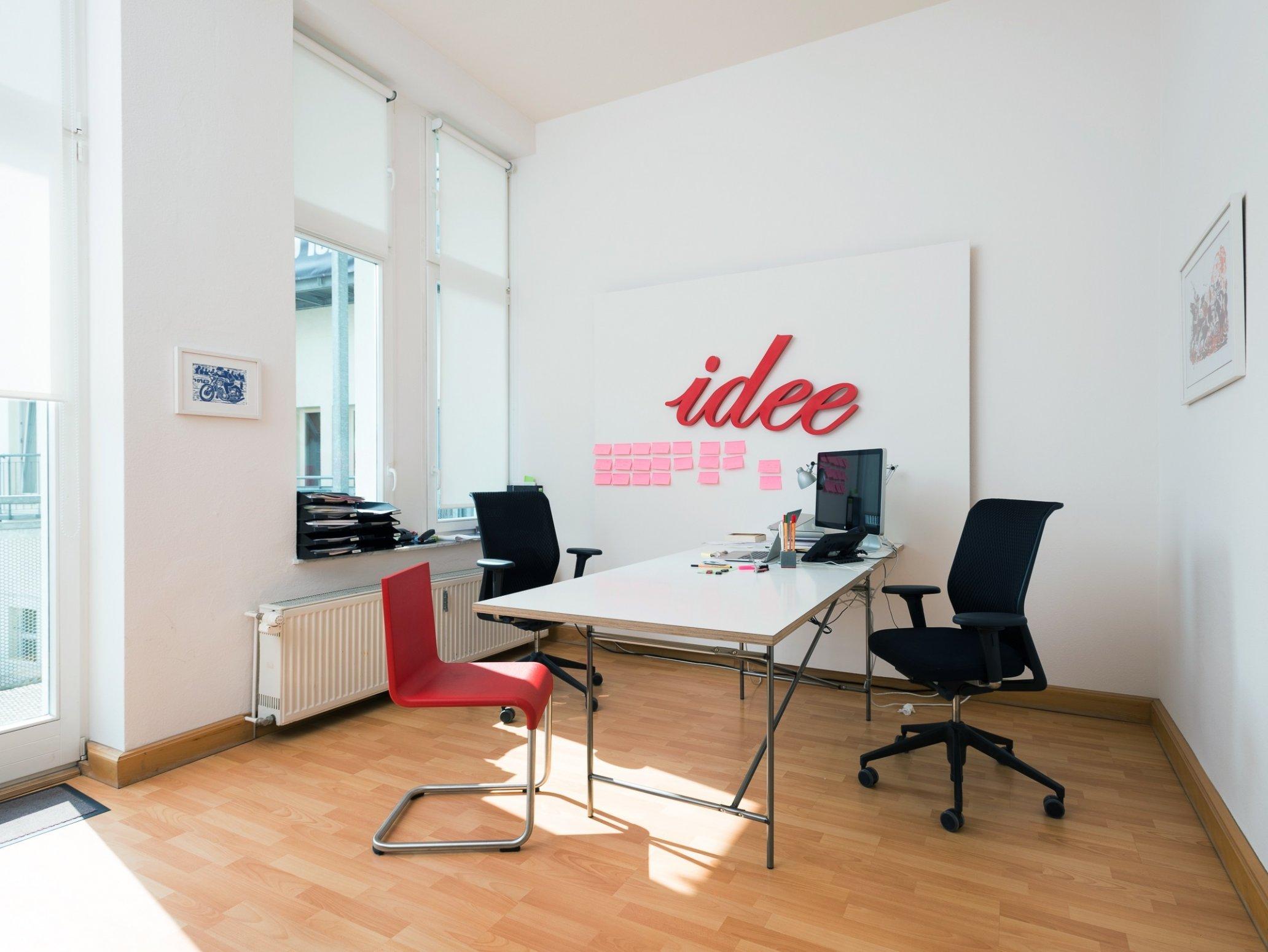 Moderne Büros planen und einrichten