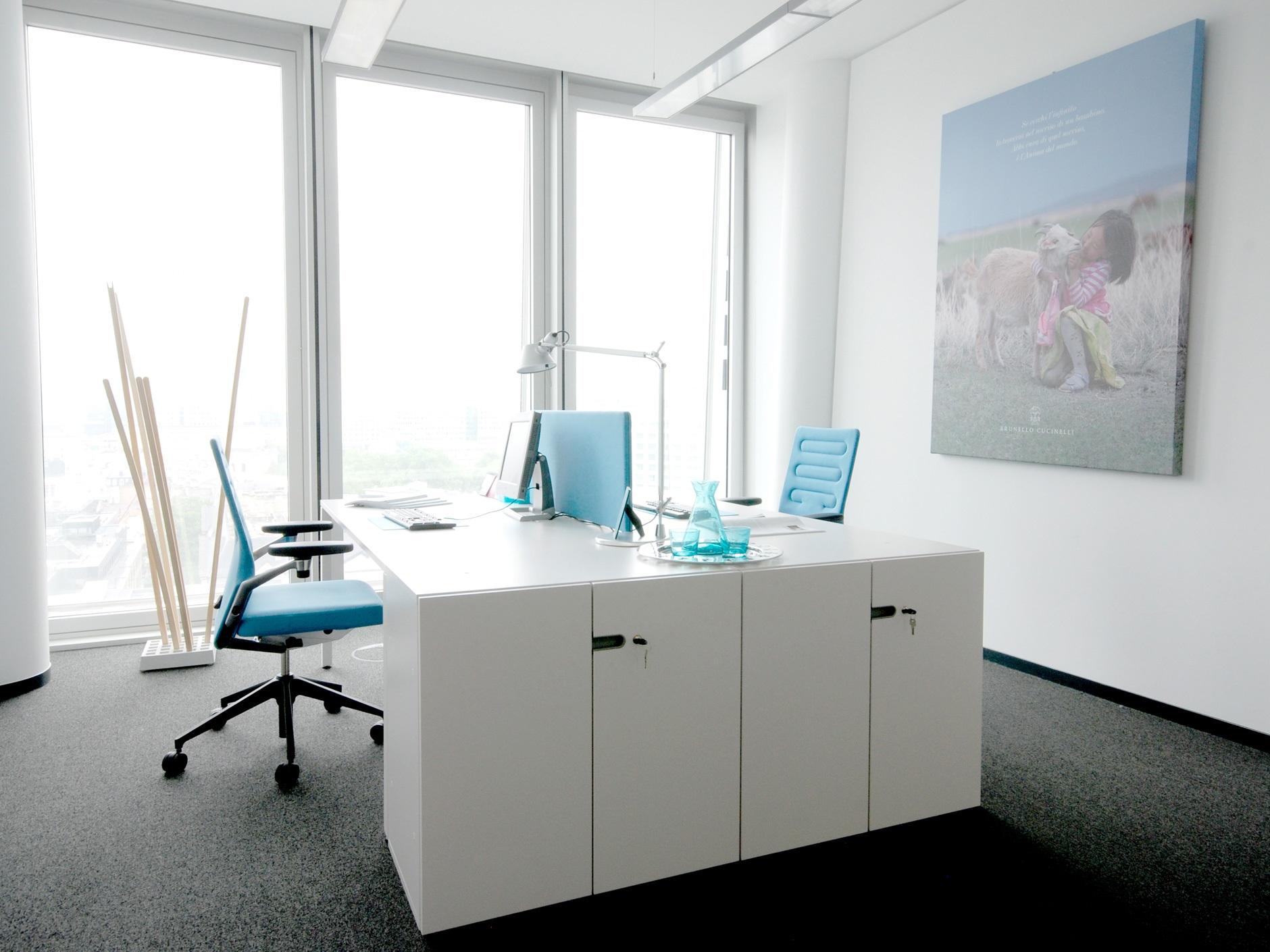 Modernes büro design  Moderne Büros einrichten und planen - Worin sich moderne ...