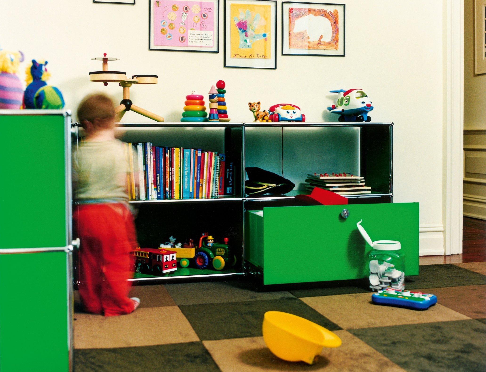 Kinderzimmer USM Haller