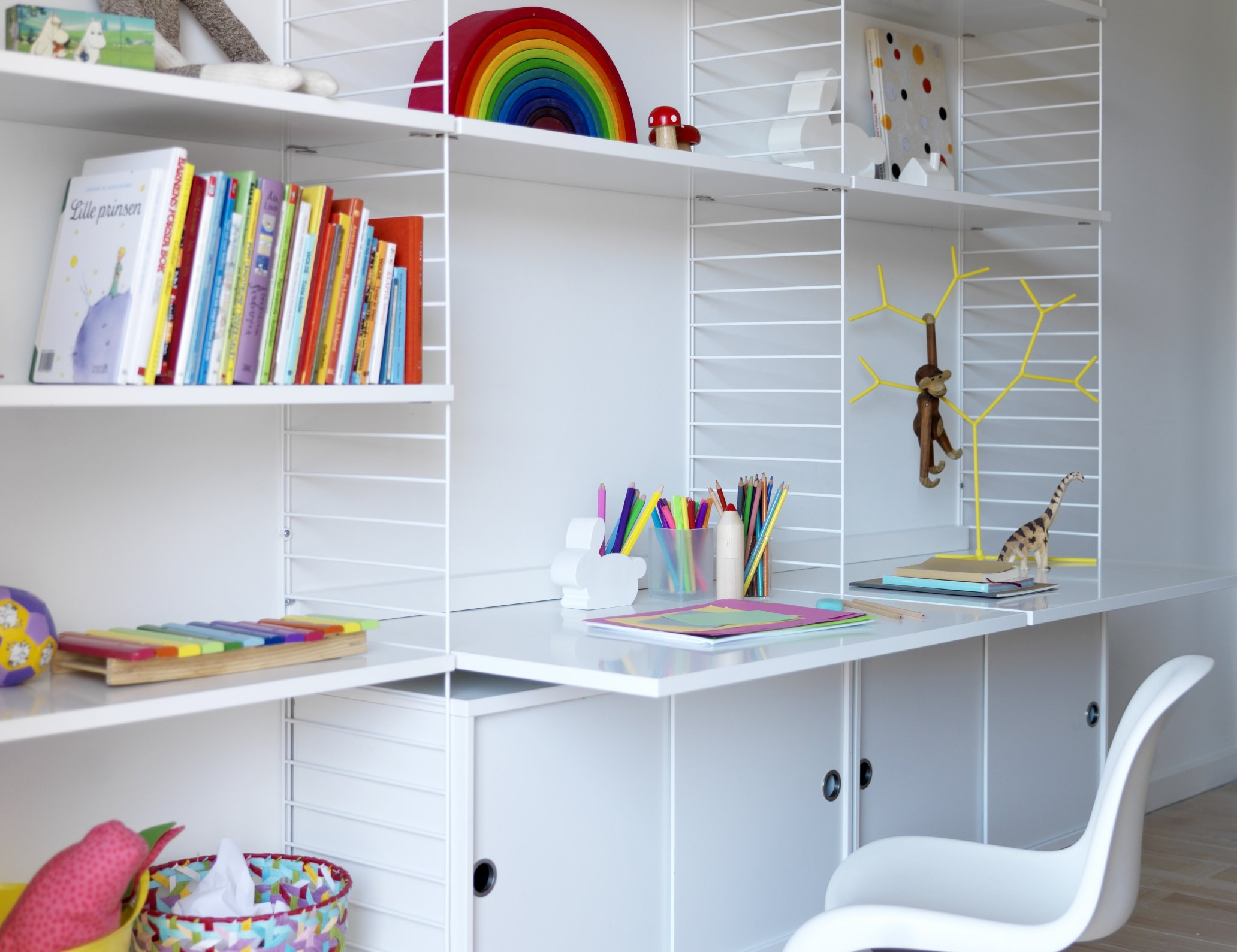 Designklassiker fürs Kinderzimmer