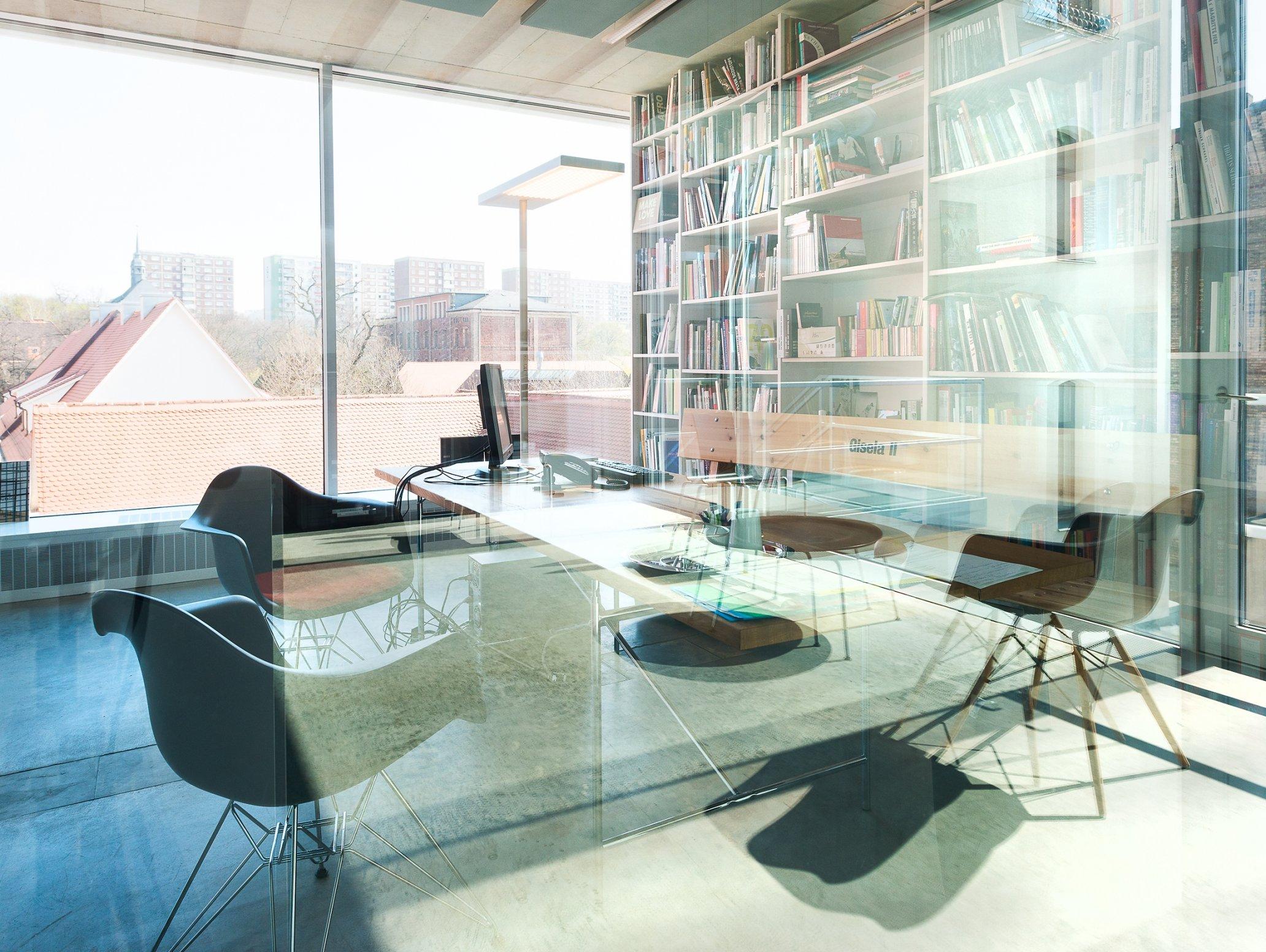 Kulturstiftung des Bundes Halle Büroplanung
