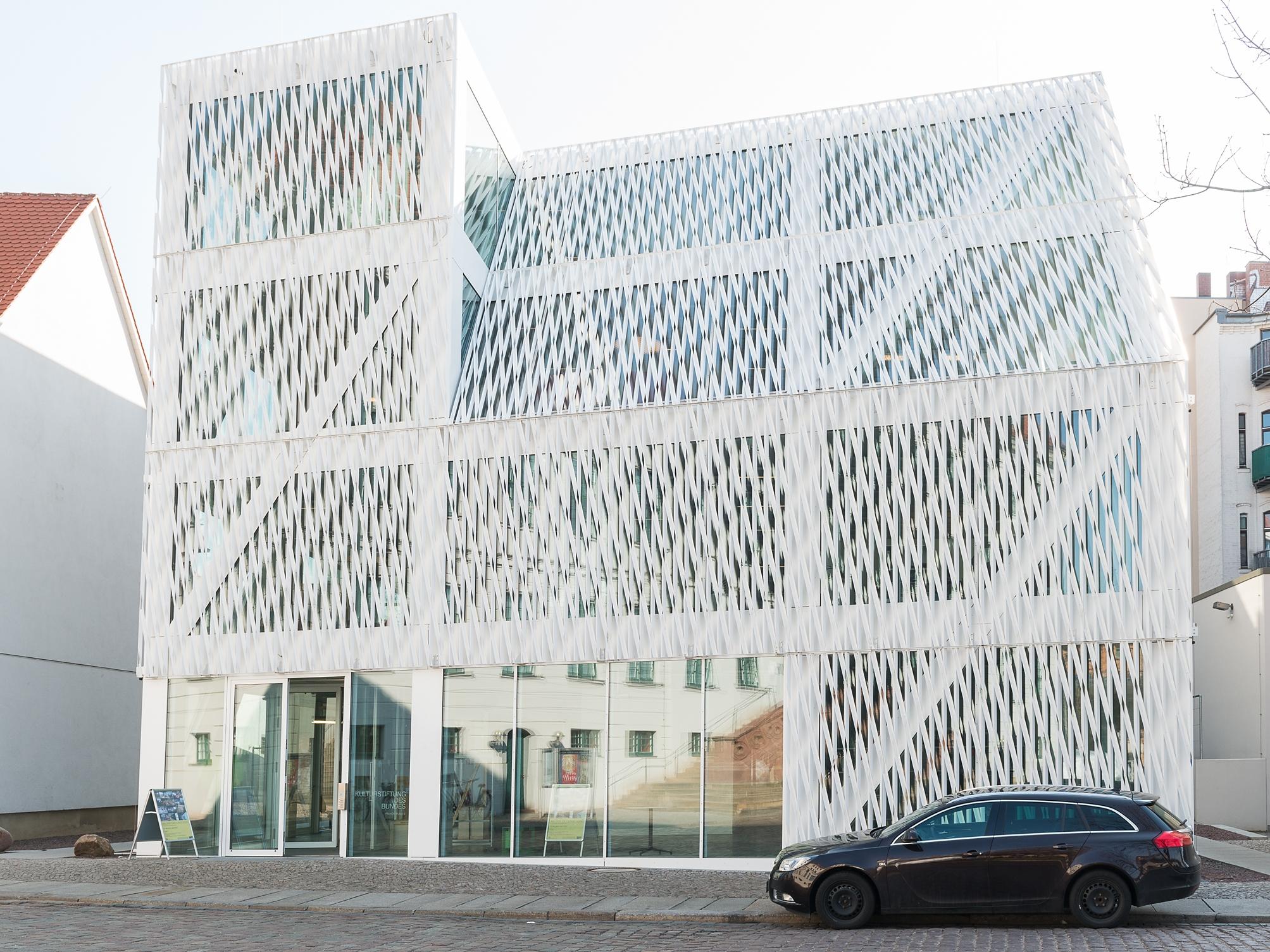 Kulturstiftung des Bundes Halle Gebäude