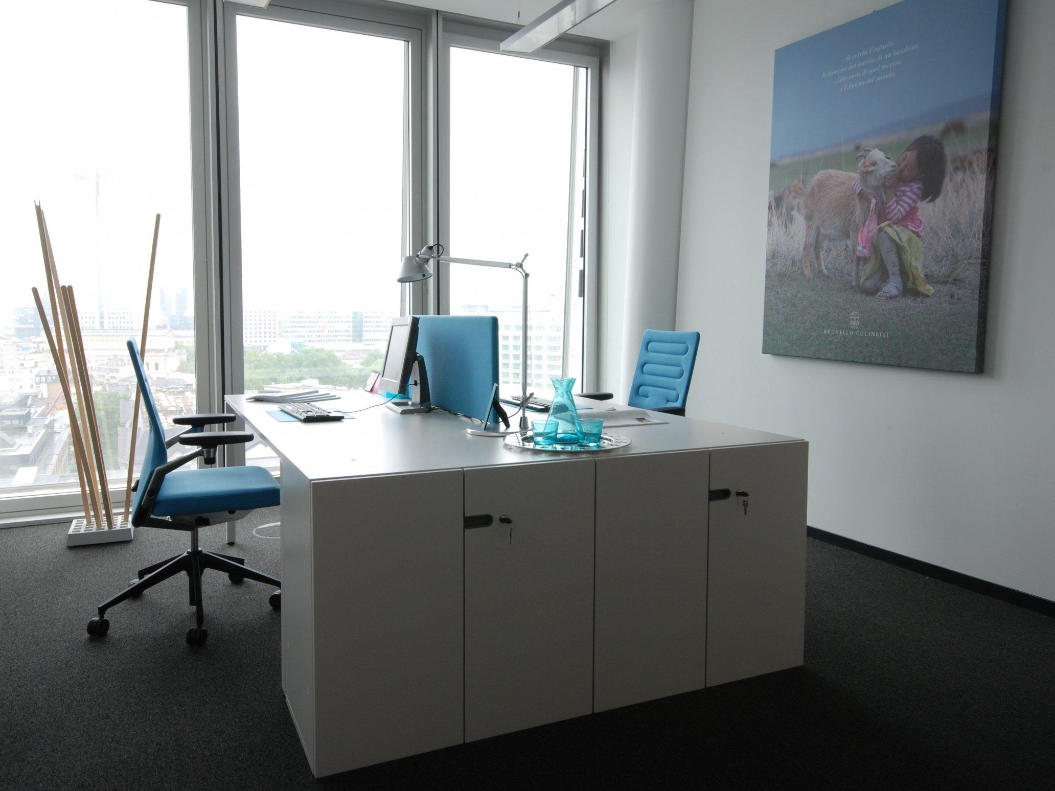 Nextower Frankfurt Büro