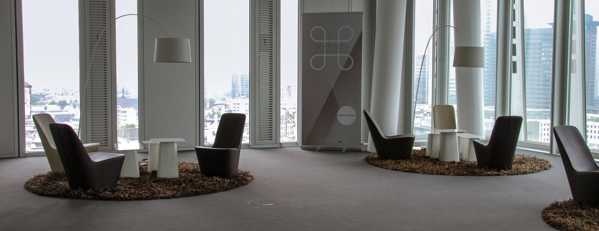 Nextower Frankfurt Innenausstattung Fur Einen Neuen Buroturm