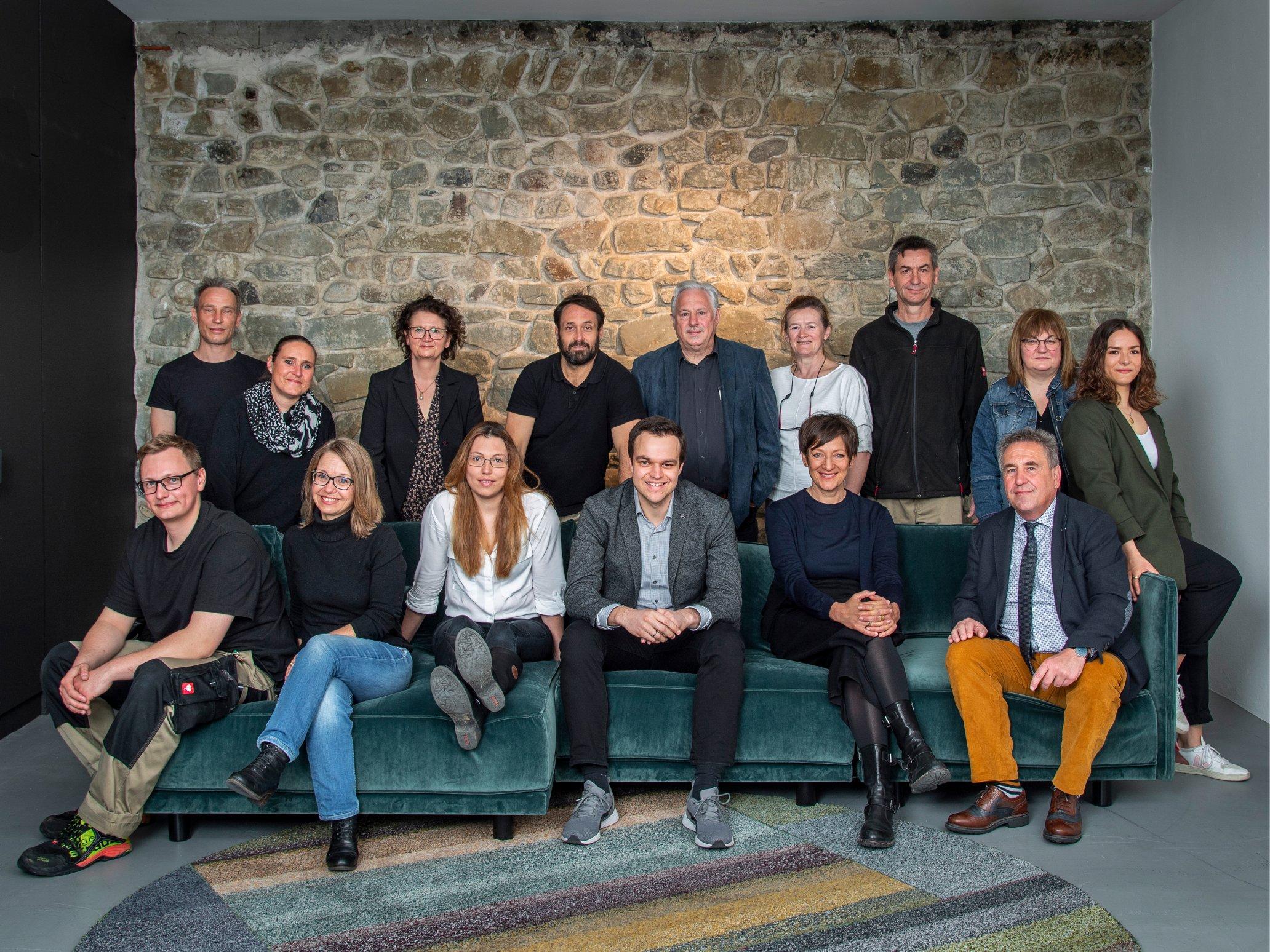 Das Team des Konstanzer smow Stores