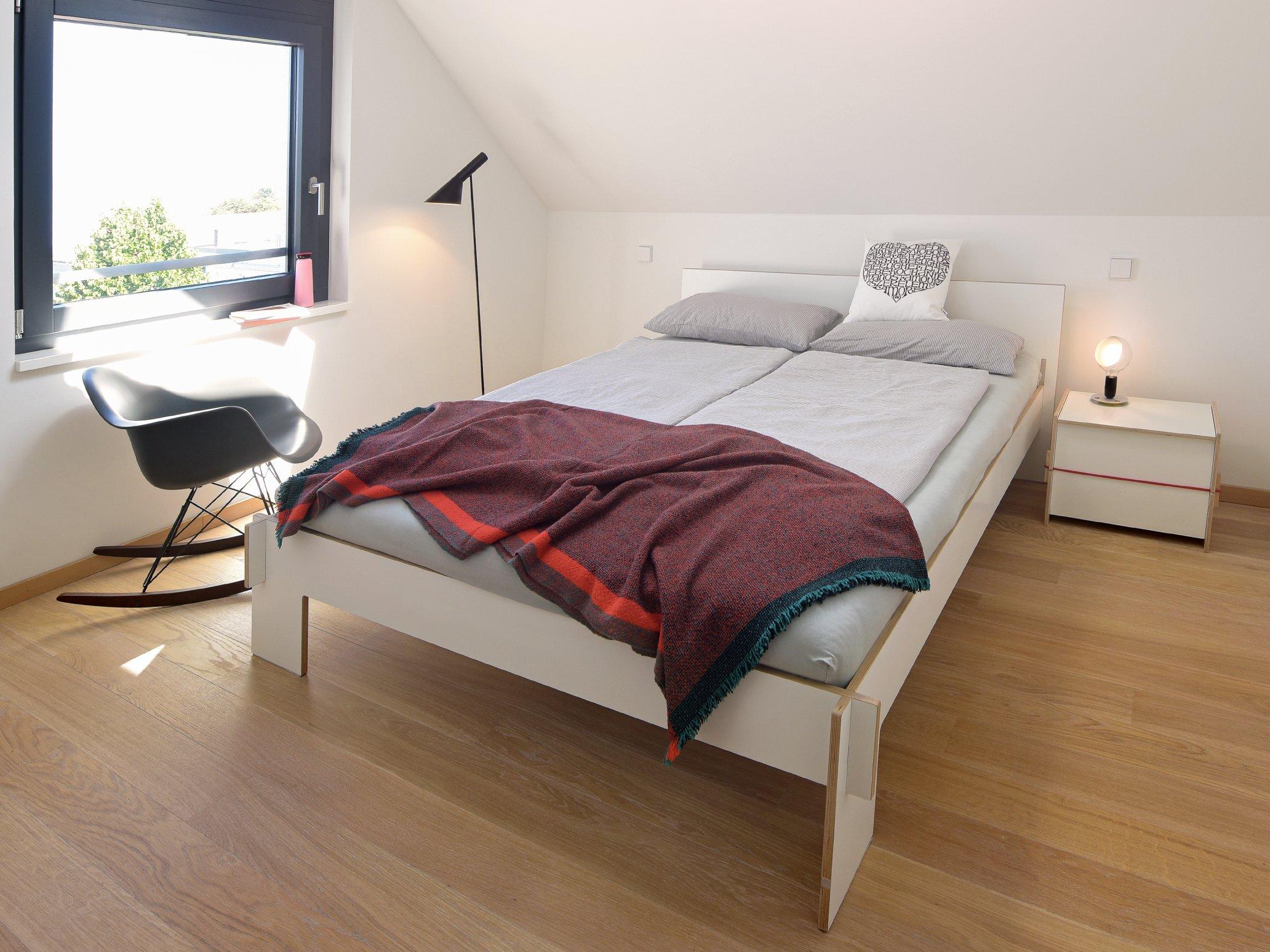 Schlafzimmereinrichtung, Stuttgart