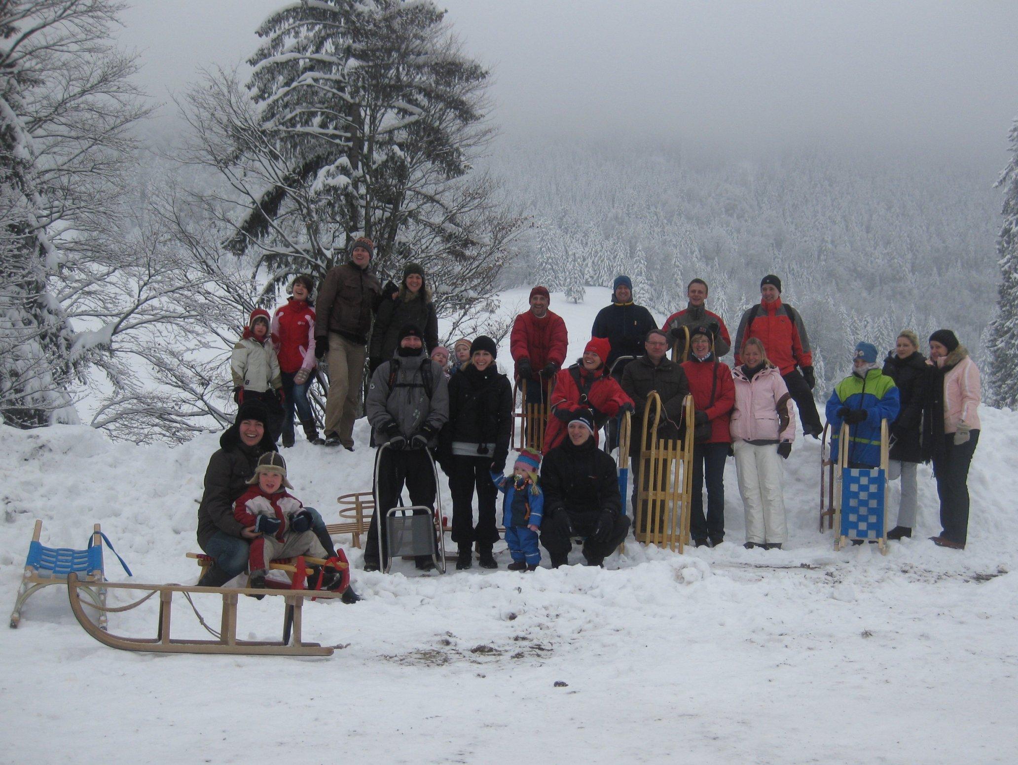 smow trifft snow: 2010