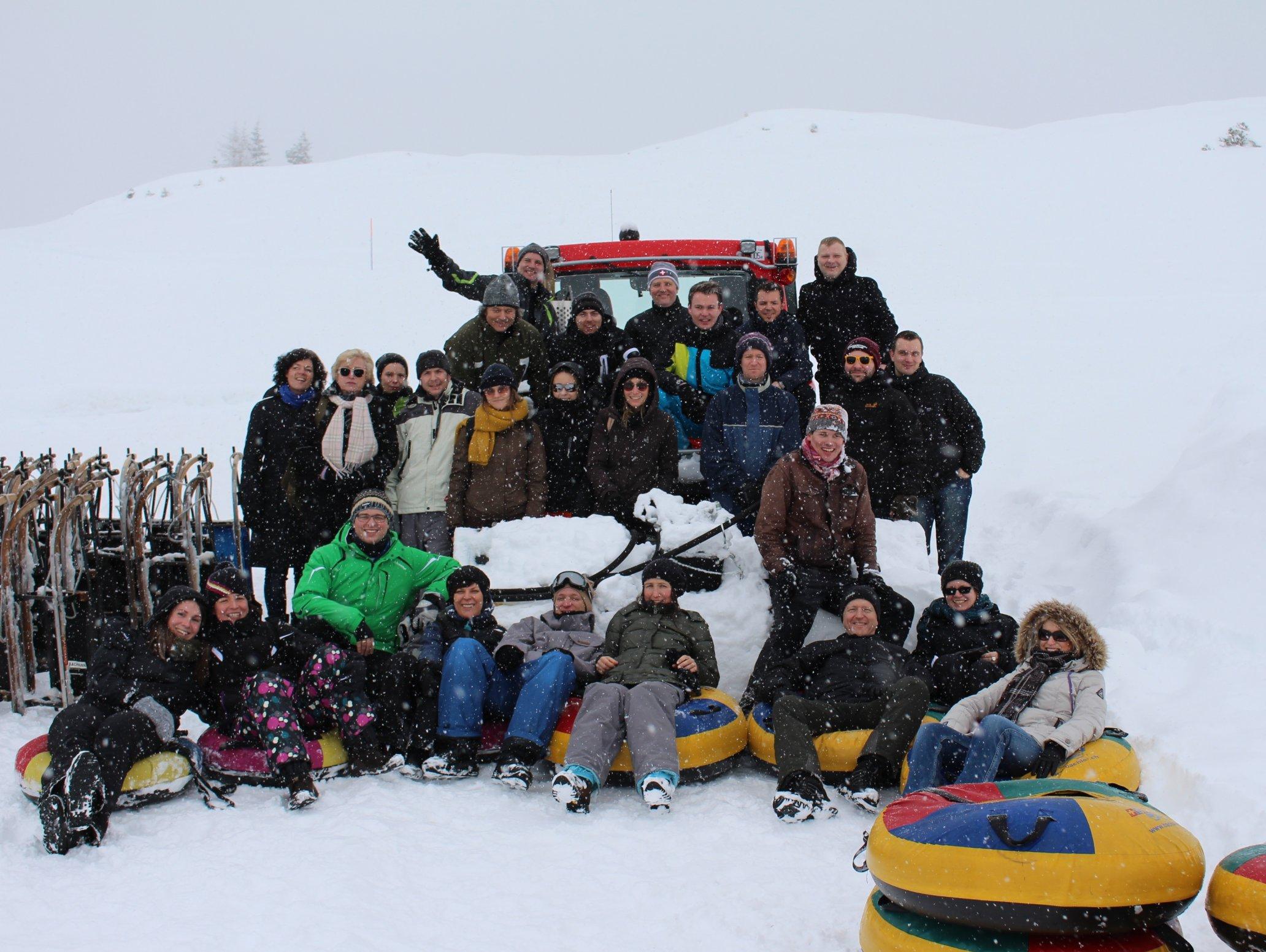 smow trifft snow: 2014