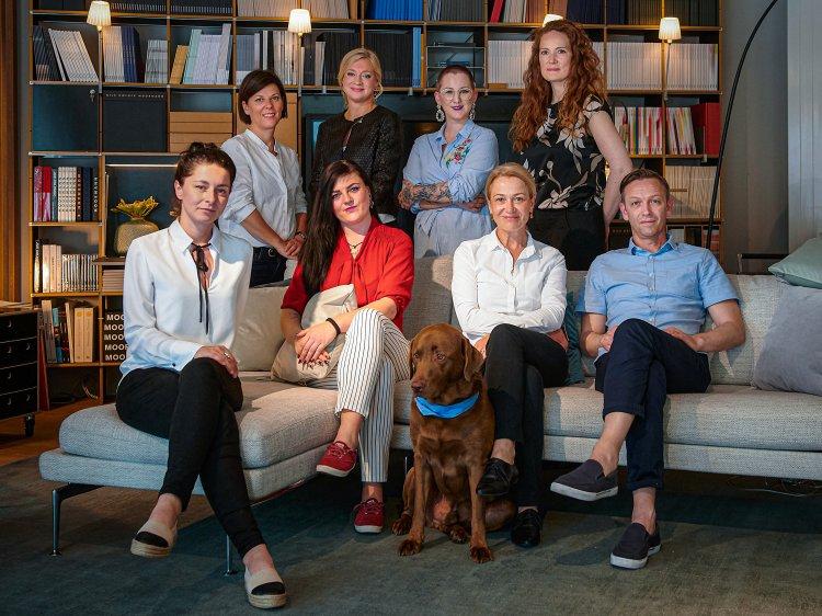 Das Team des smow Stores Berlin