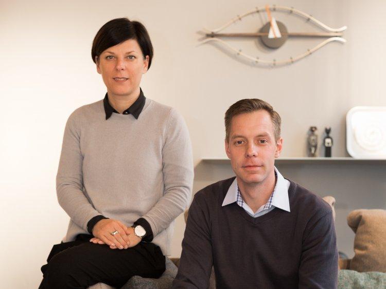 Das Team des smow Stores Chemnitz