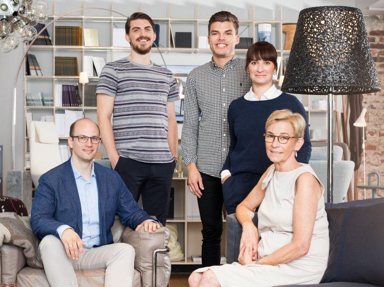 Das Team des smow Stores Düsseldorf