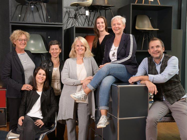 Das Team des smow Stores Köln
