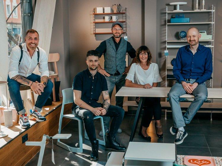 Das Team des smow Stores München