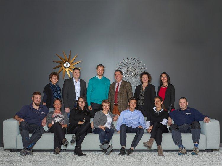 Das Team des smow Stores Schwarzwald
