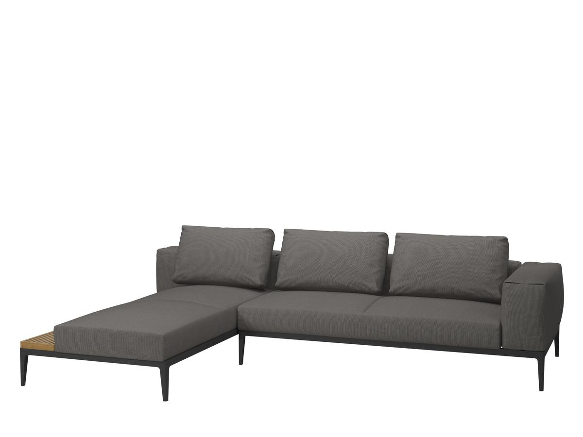 Grid Lounge Sofa