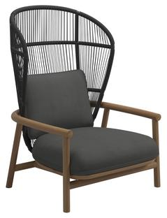 Fern Highback Lounge Chair