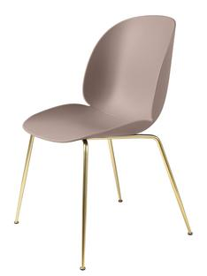 Beetle Dining Chair Rosé|Messing