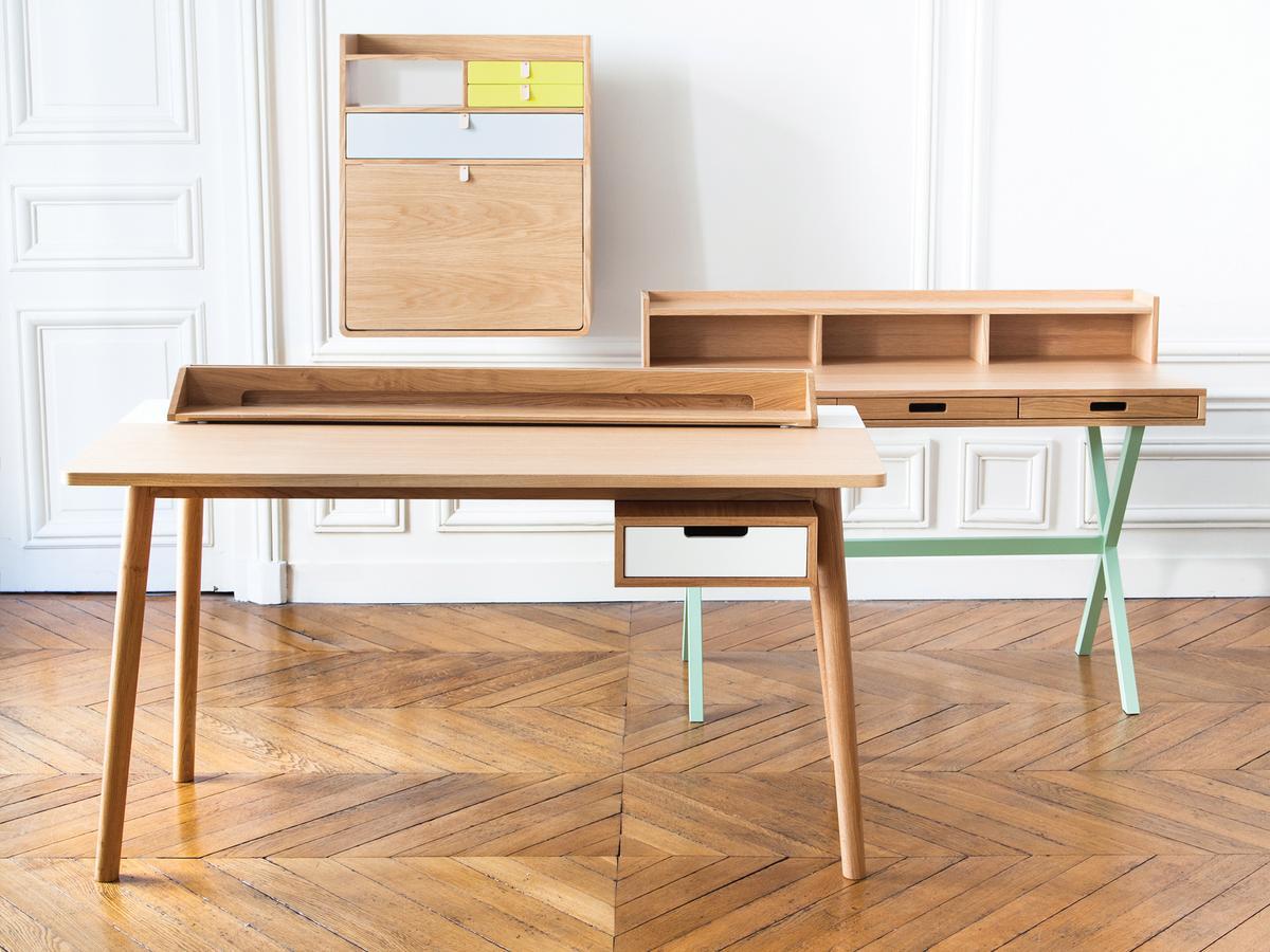 Schreibtisch designermöbel  Hartô Schreibtisch Honoré von Pierre-François Dubois, 2013 ...