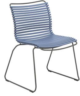 Click Stuhl Ohne Armlehnen Pigeon blue