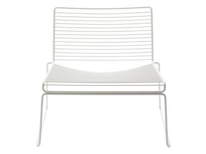 Hee Lounge Chair Weiß