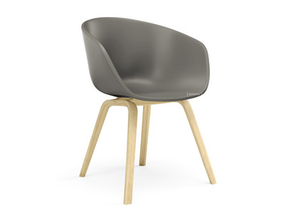 About A Chair AAC 22 grau|Eiche geseift
