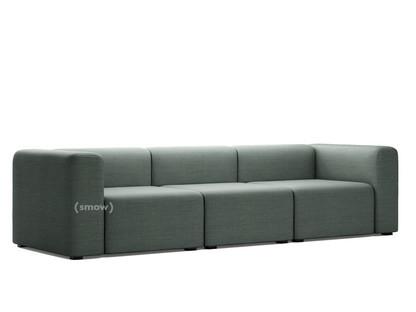 Mags Sofa 3 Sitzer (B 268,5)|Steelcut Trio 153 - dunkelgrau
