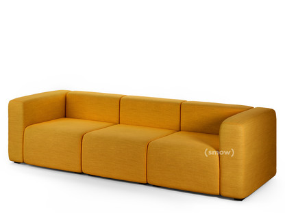 Mags Sofa 3 Sitzer (B 268,5) Steelcut Trio 453 - gelb