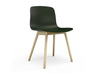 About A Chair AAC 12 Grün|Eiche klar lackiert