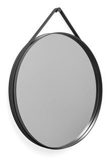 Strap Mirror ø 70 cm|Anthrazit