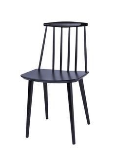 J77 Chair Schwarz