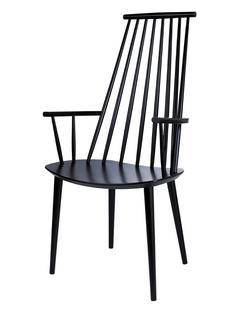 J110 Chair Schwarz